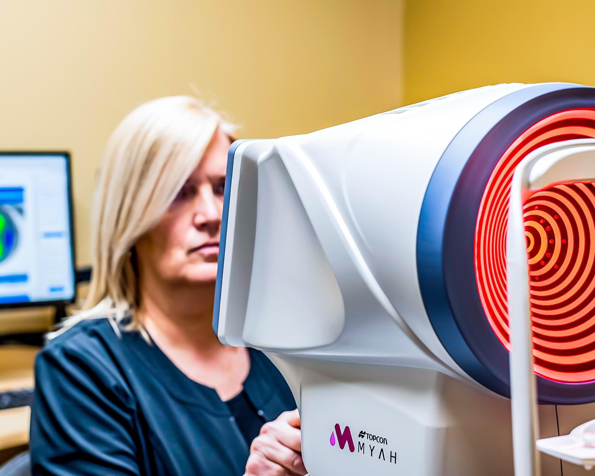Diagnose Dry Eye